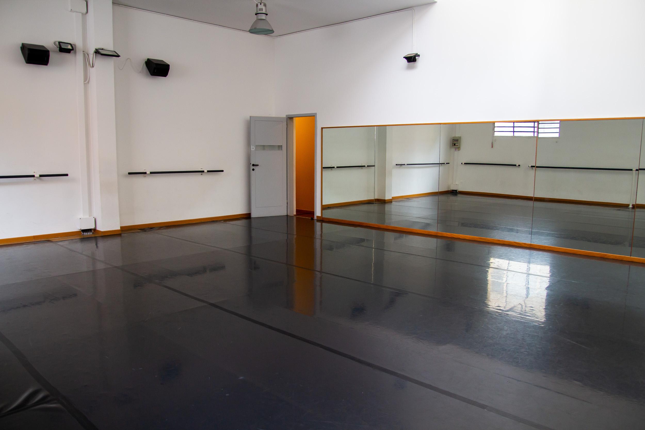 Habitat | rete di spazi per la danza